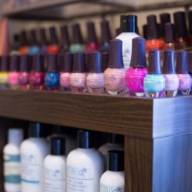 Nail Polish and products